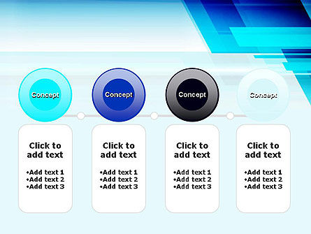 Velocity Abstract PowerPoint Template Slide 5