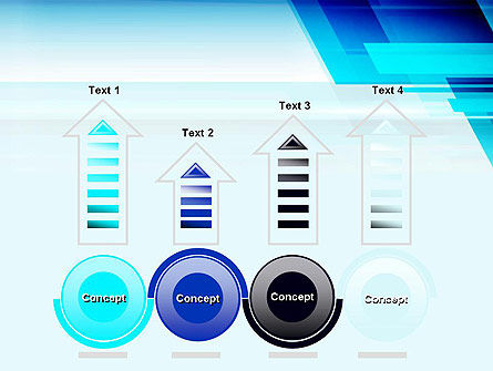 Velocity Abstract PowerPoint Template Slide 7