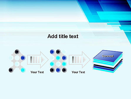Velocity Abstract PowerPoint Template Slide 9