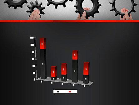Gears Engagement PowerPoint Template Slide 17