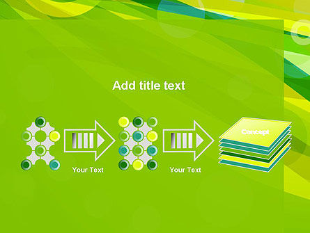 Green Mood Abstract PowerPoint Template Slide 9