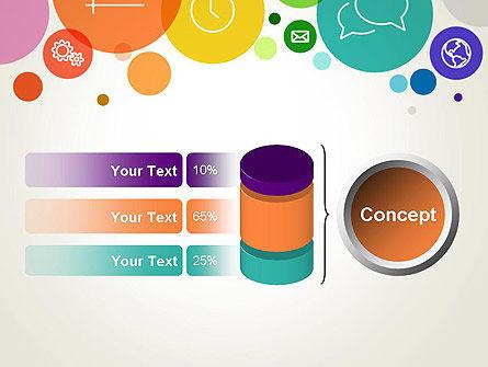 Descriptive Circles PowerPoint Template Slide 11