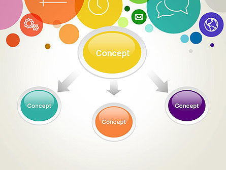 Descriptive Circles PowerPoint Template Slide 4