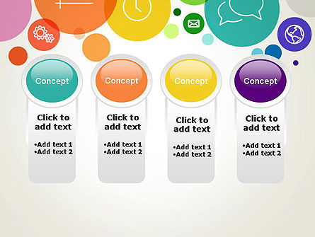 Descriptive Circles PowerPoint Template Slide 5