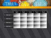Social Media PowerPoint Template#15