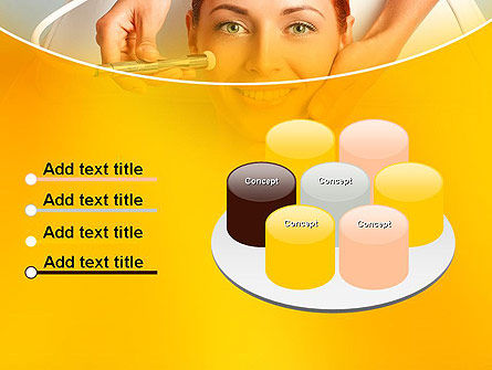 Medical Skin Care PowerPoint Template Slide 12