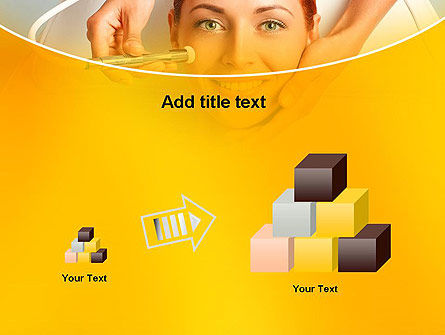 Medical Skin Care PowerPoint Template Slide 13