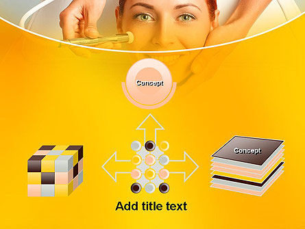 Medical Skin Care PowerPoint Template Slide 19