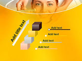 Medical Skin Care PowerPoint Template#14