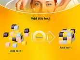 Medical Skin Care PowerPoint Template#17