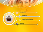 Medical Skin Care PowerPoint Template#3