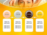 Medical Skin Care PowerPoint Template#5