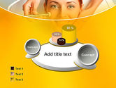 Medical Skin Care PowerPoint Template#6