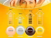 Medical Skin Care PowerPoint Template#7