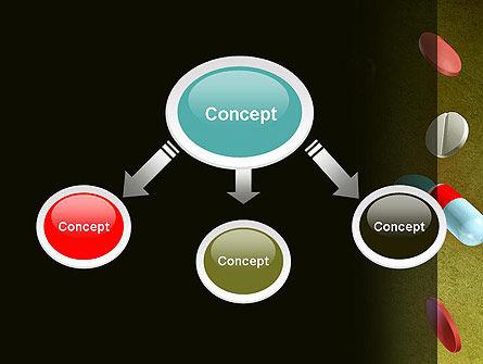 Falling Drugs PowerPoint Template Slide 4