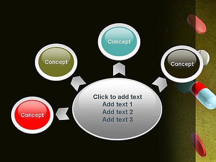 Falling Drugs PowerPoint Template Slide 7