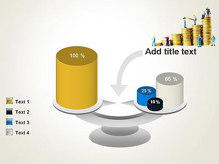 Money Growth PowerPoint Template Slide 10