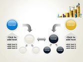 Money Growth PowerPoint Template#19