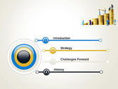 Money Growth PowerPoint Template#3