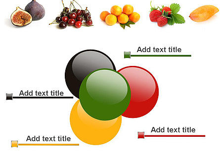 Fruit Mix PowerPoint Template Slide 10