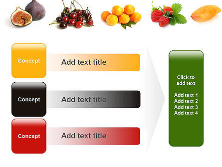 Fruit Mix PowerPoint Template Slide 12