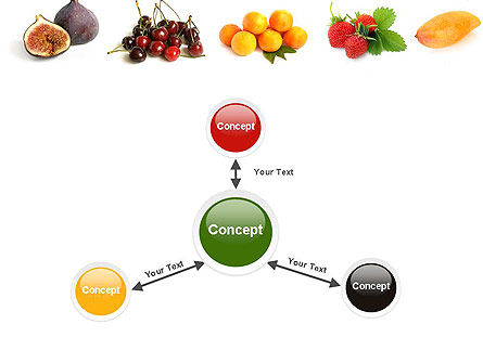 Fruit Mix PowerPoint Template Slide 14