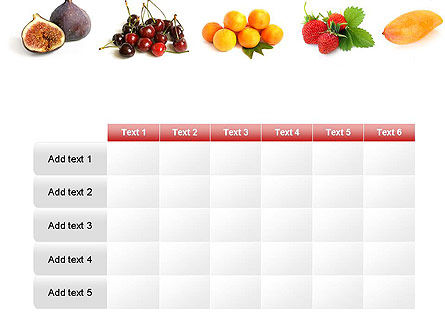Fruit Mix PowerPoint Template Slide 15
