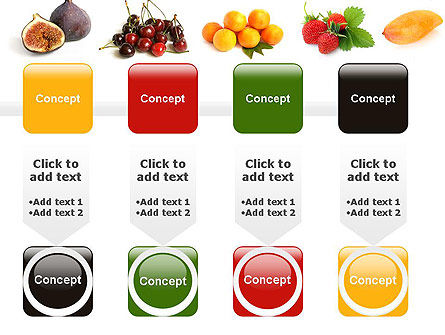 Fruit Mix PowerPoint Template Slide 18