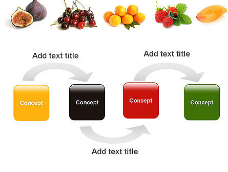 Fruit Mix PowerPoint Template Slide 4