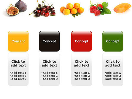 Fruit Mix PowerPoint Template Slide 5