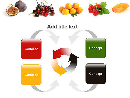 Fruit Mix PowerPoint Template Slide 6