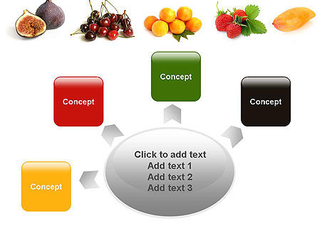 Fruit Mix PowerPoint Template Slide 7