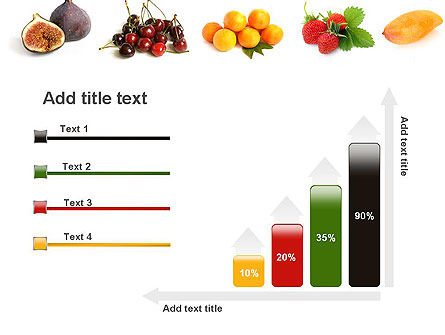Fruit Mix PowerPoint Template Slide 8
