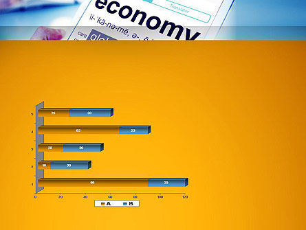 Economy Definition on Touch Pad PowerPoint Template Slide 11