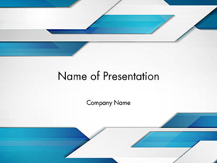 Dynamic Abstract PowerPoint Template