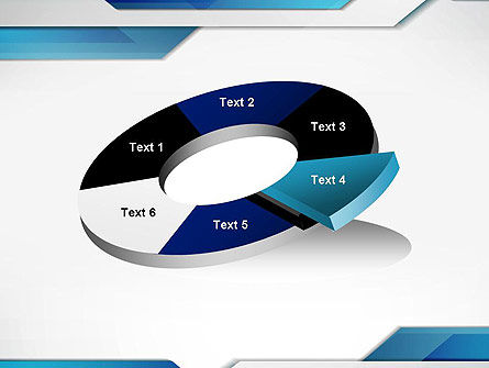 Dynamic Abstract PowerPoint Template Slide 19