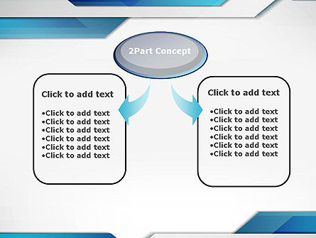 Dynamic Abstract PowerPoint Template Slide 4