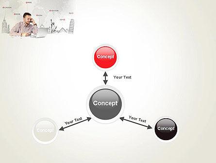 Travel Destinations PowerPoint Template Slide 14