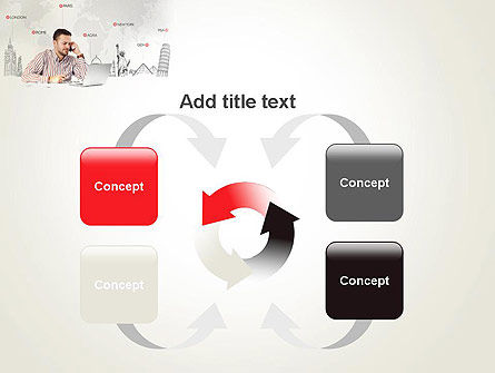 Travel Destinations PowerPoint Template Slide 6