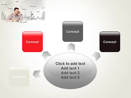 Travel Destinations PowerPoint Template Slide 7