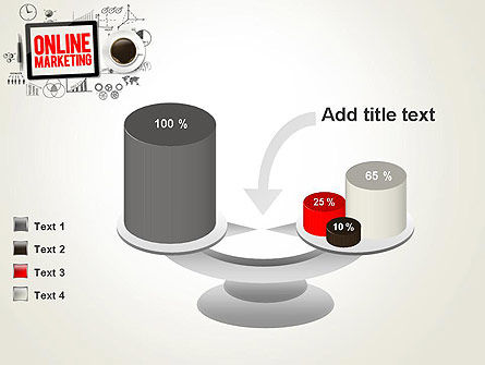 Online Marketing Strategy Concept PowerPoint Template Slide 10
