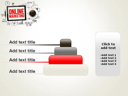 Online Marketing Strategy Concept PowerPoint Template Slide 8