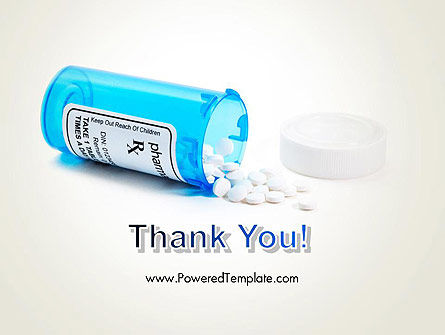 Medicine Bottle PowerPoint Template Slide 20