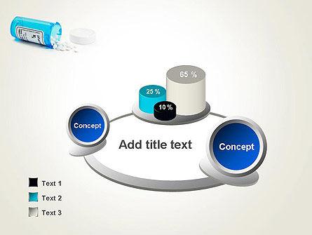 Medicine Bottle PowerPoint Template Slide 6