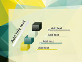Polygonal Design PowerPoint Template#14