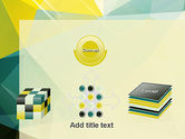 Polygonal Design PowerPoint Template#19