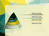 Polygonal Design PowerPoint Template#4