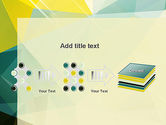 Polygonal Design PowerPoint Template#9