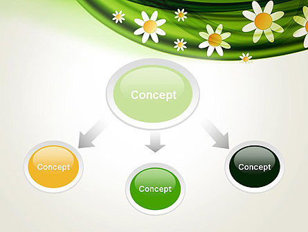 Spring Flowers PowerPoint Template, Slide 4, 13942, Nature & Environment — PoweredTemplate.com