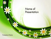 Nature & Environment: Spring Flowers PowerPoint Template #13942